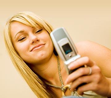 Πως στέλνουμε sms στην κοπέλα που μας ενδιαφέρει?