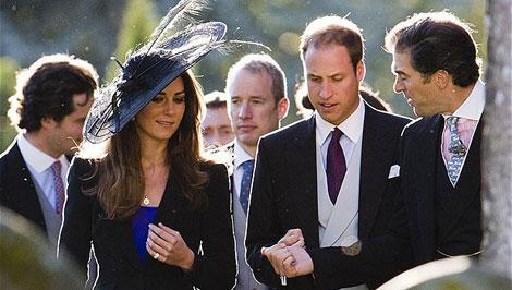 british king married