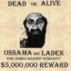 osama wanted