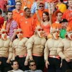 ποδοσφαιρική τρέλα