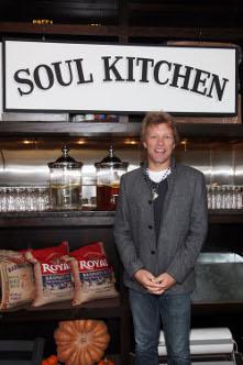 Πλήρωσε όσο μπορείς στο Jon Bon Jovi Soul Kitchen
