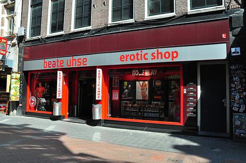 Erotic store