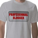 επαγγελματίας blogger