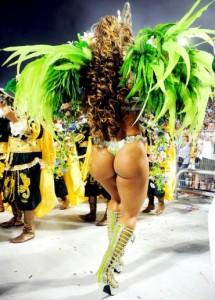 βραζιλιάνικο καρναβάλι