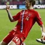 Ρωσία-Τσεχία:4-1