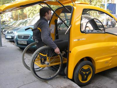 Αναπηρικά αυτοκίνητα