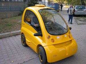 kenguru electric car