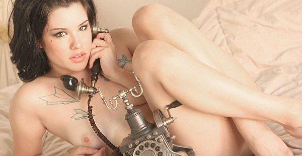 Τηλεφωνικό σεξ στα ροζ τηλέφωνα